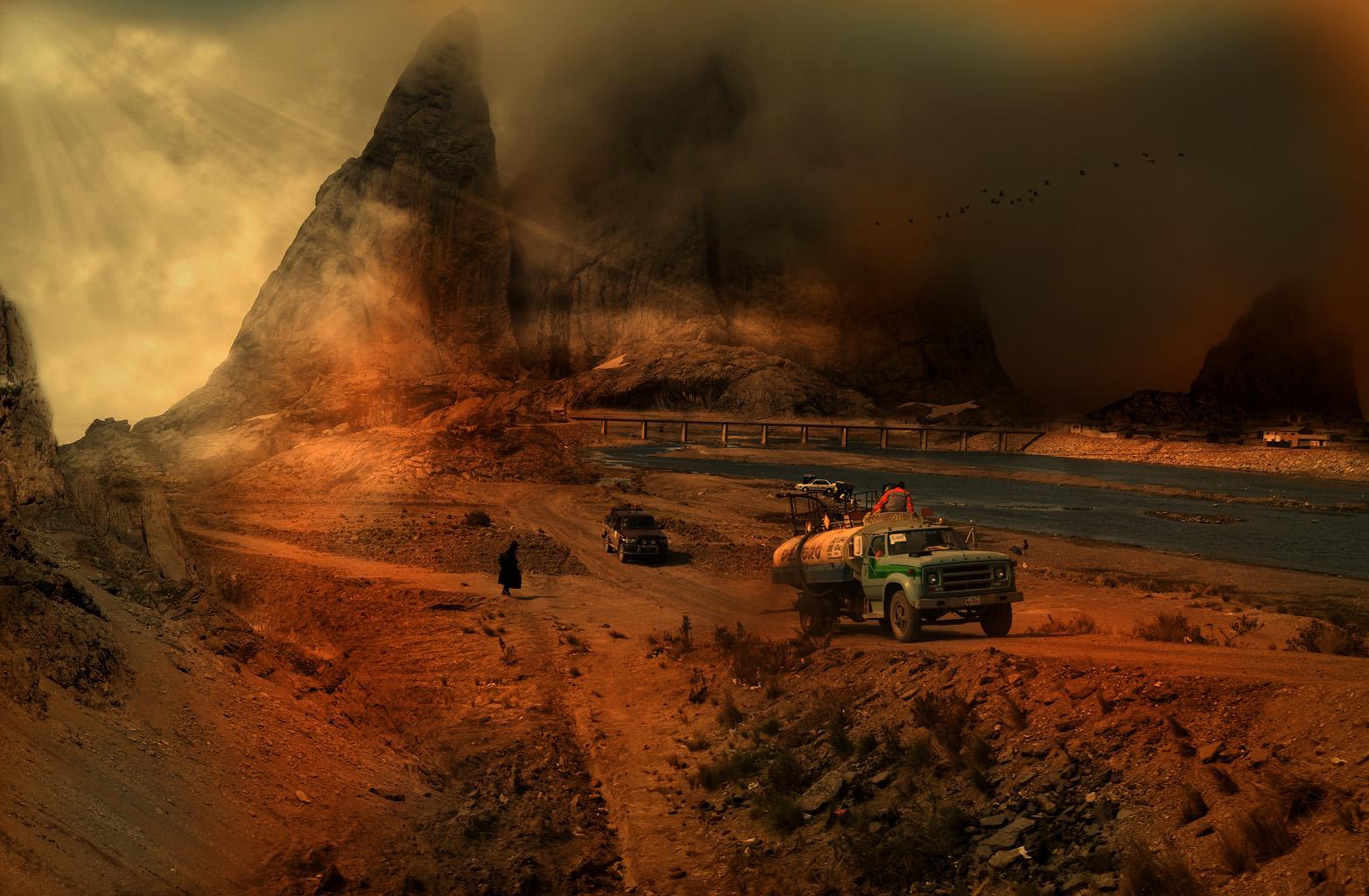 """Proyecto 2012/01: Altiplano peruano"" de Tim Rüth"