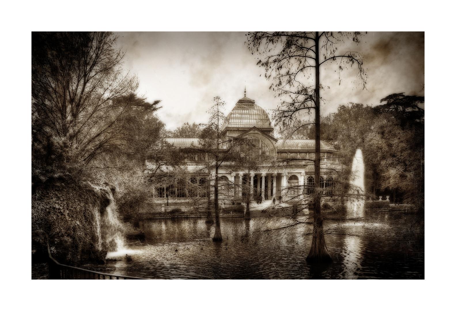 Proyecto 2012/01: Palacio de cristal 3 de Jorge Rodriguez Mesias