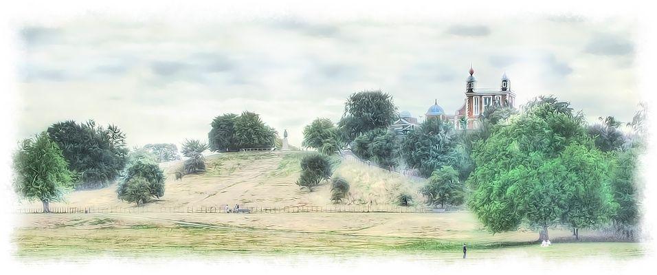 "Proyecto de Angie J.J: ""El observatorio de Greenwich"""