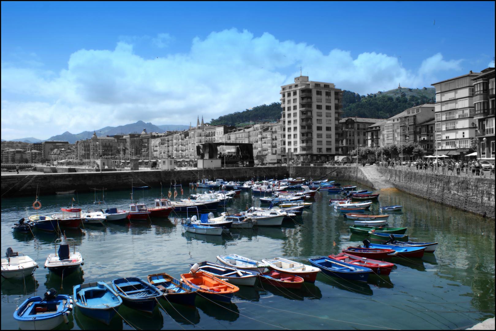 "Proyecto ""Puerto Castro-Urdiales"""