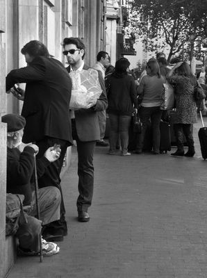 Proyecto Retrato de una Calle. Madrid