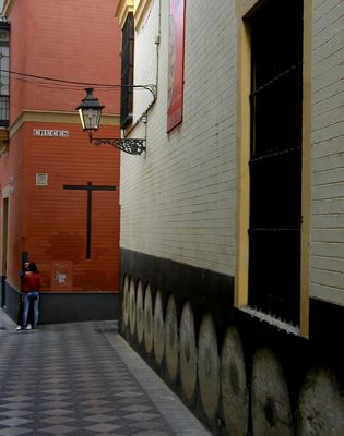 Proyecto Retrato de una Calle. Sevilla