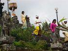 Prozession am Muttertempel (Besakih)