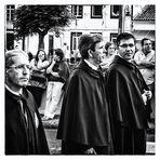 Prozession ... Gesichter einer .......