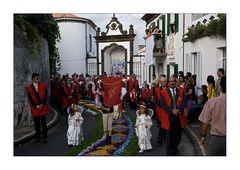 Prozession in Vila Franca do Campo #1