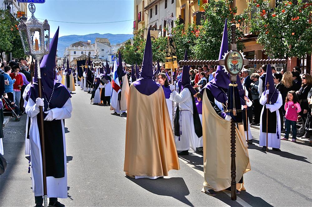 Prozession, Ronda 07