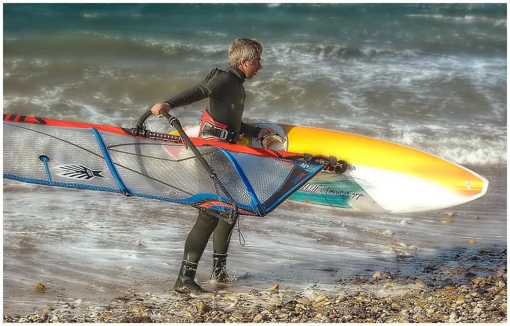 Prêts à affronter les vagues