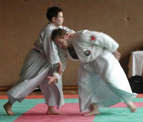 Prüfung zum 1. Dan Aikido [2]