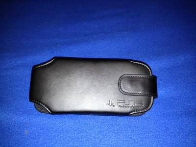 PSP ledertasche