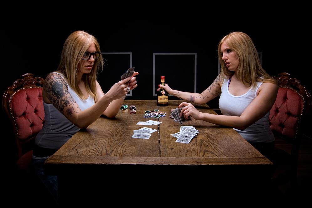 Psycho Poker