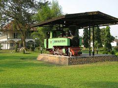 PT Lonsum, Gunung Malayu (bei Ulakmedan) (Indonesien, Insel Sumatra), 3.August 2008