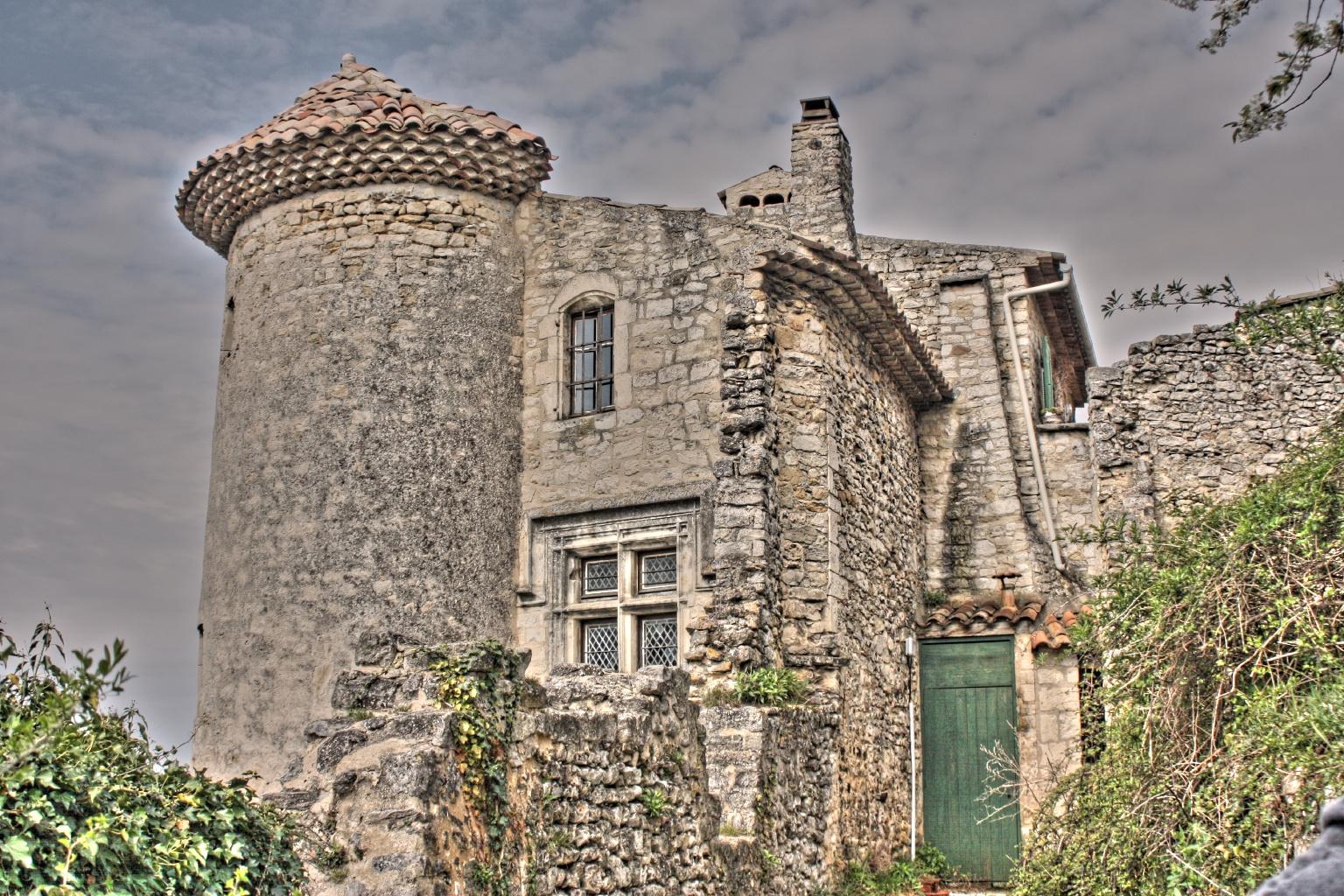 Ptit coin en Drôme Provençale...