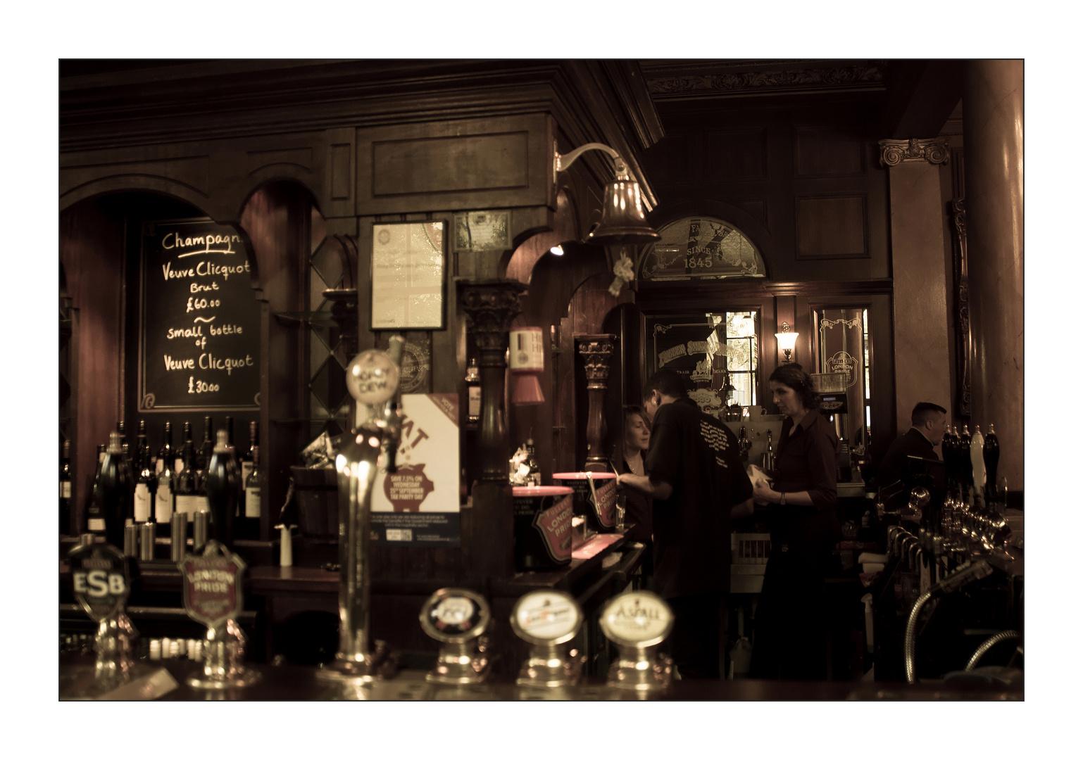 Pub Besuch