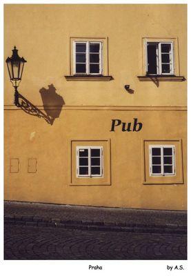 Pub in Prag