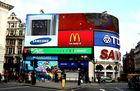 pubblicità a Londra
