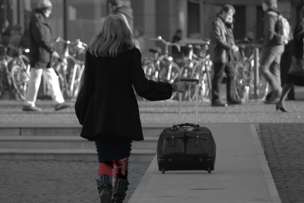 - public catwalk -