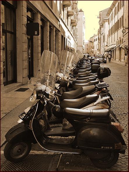 Public Transport in Verona
