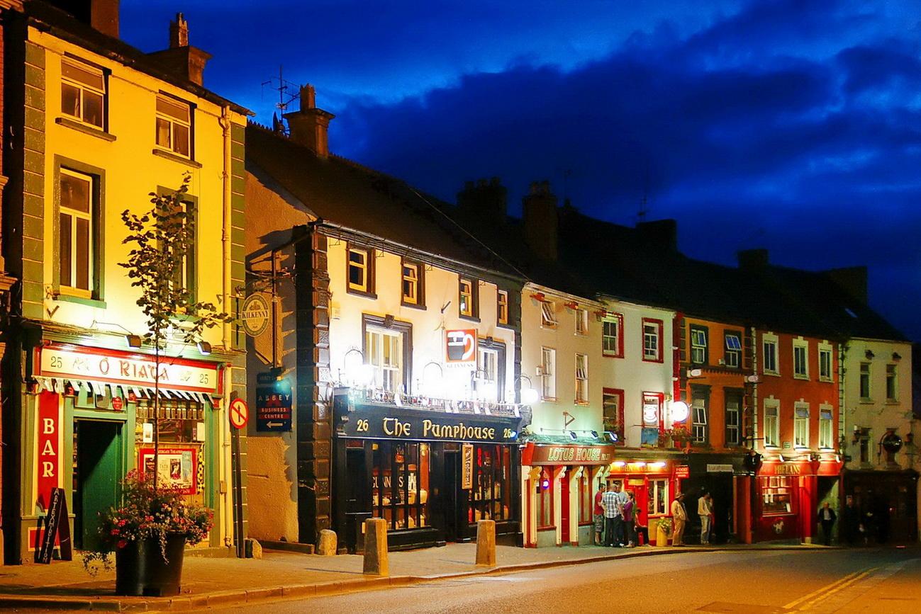 Pubs of Kilkenny