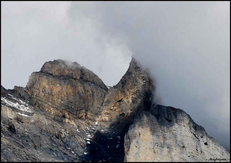 """""""Pudique montagne"""""""