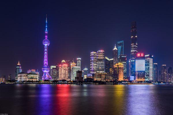*Pudong Skyline*