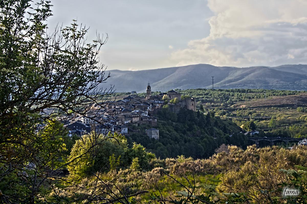 Puebla de Sanabria, panoramica 2
