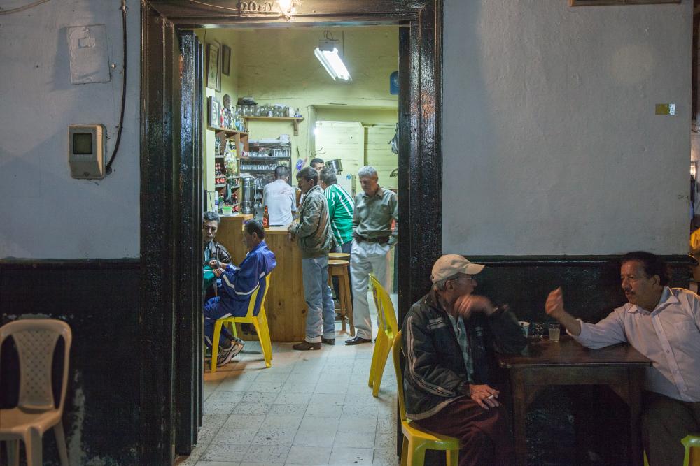 Pueblo Paisa - Cafe