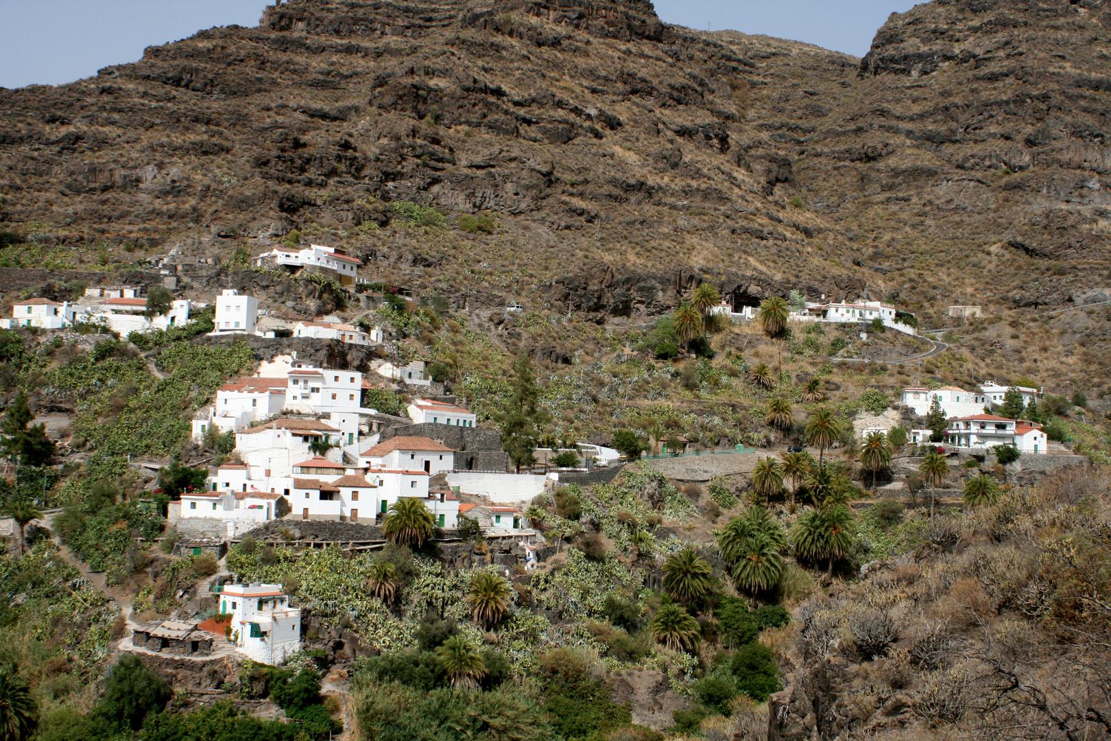 Pueblos de Gran Canaria - - (Carrizal de Tejeda)