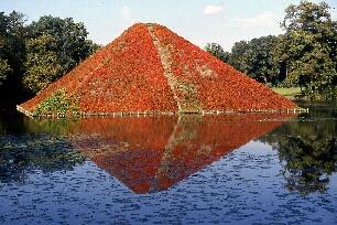 Pückler-Pyramide im Branitzer Park, Cottbus