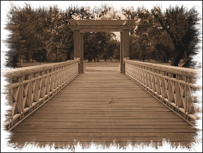 Puente con un toque diferente