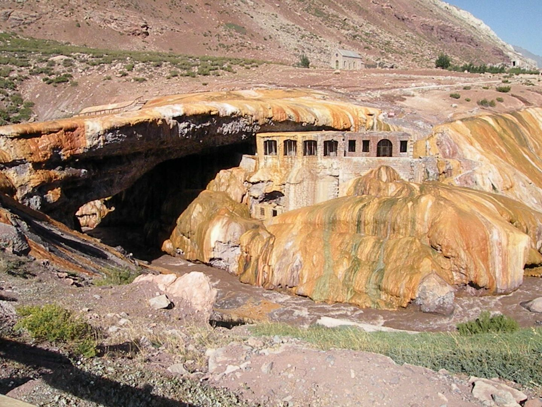 Puente de los Inca , Mendoza
