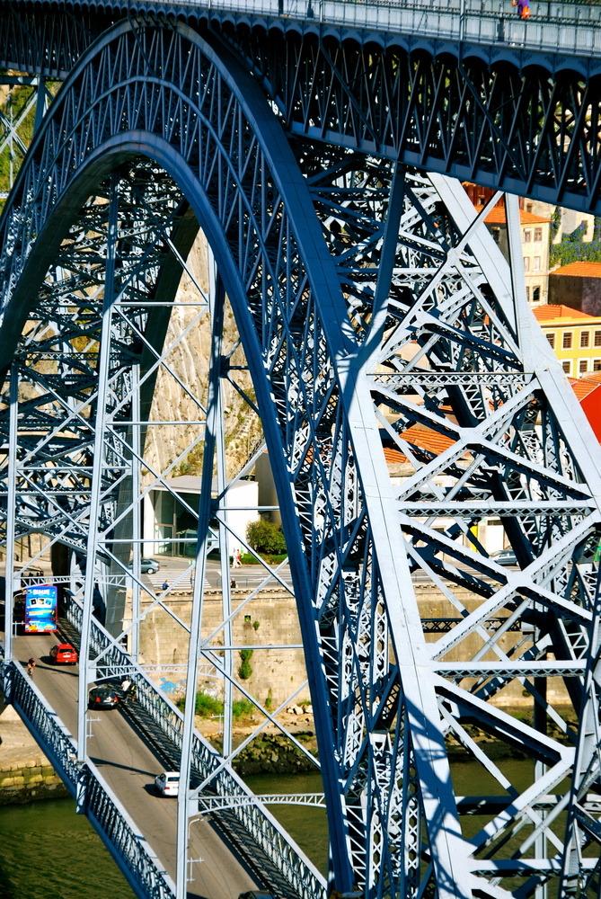 Puente Don Luis, Oporto, Portugal