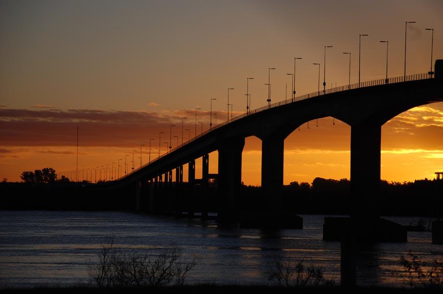 Puente Gral. Artigas