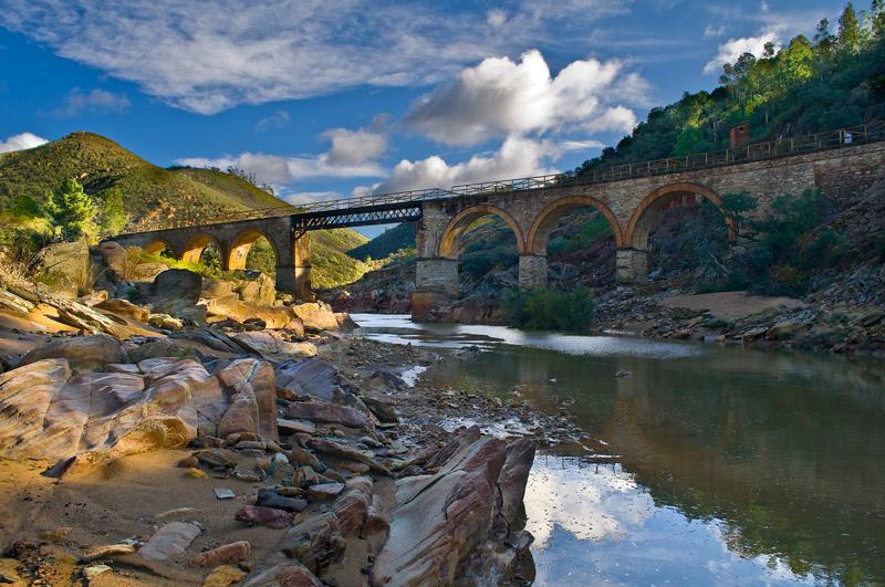 Puente minero