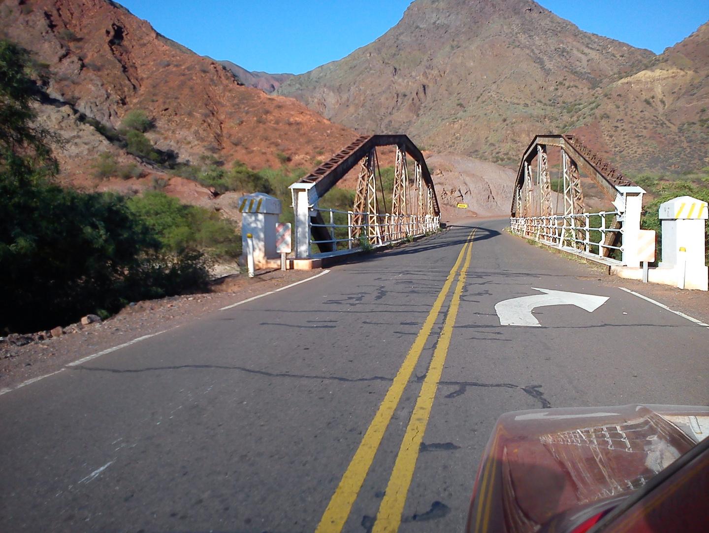 Puente Morales SALTA