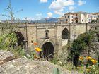 Puente Nuevo in Ronda (Andalusien)