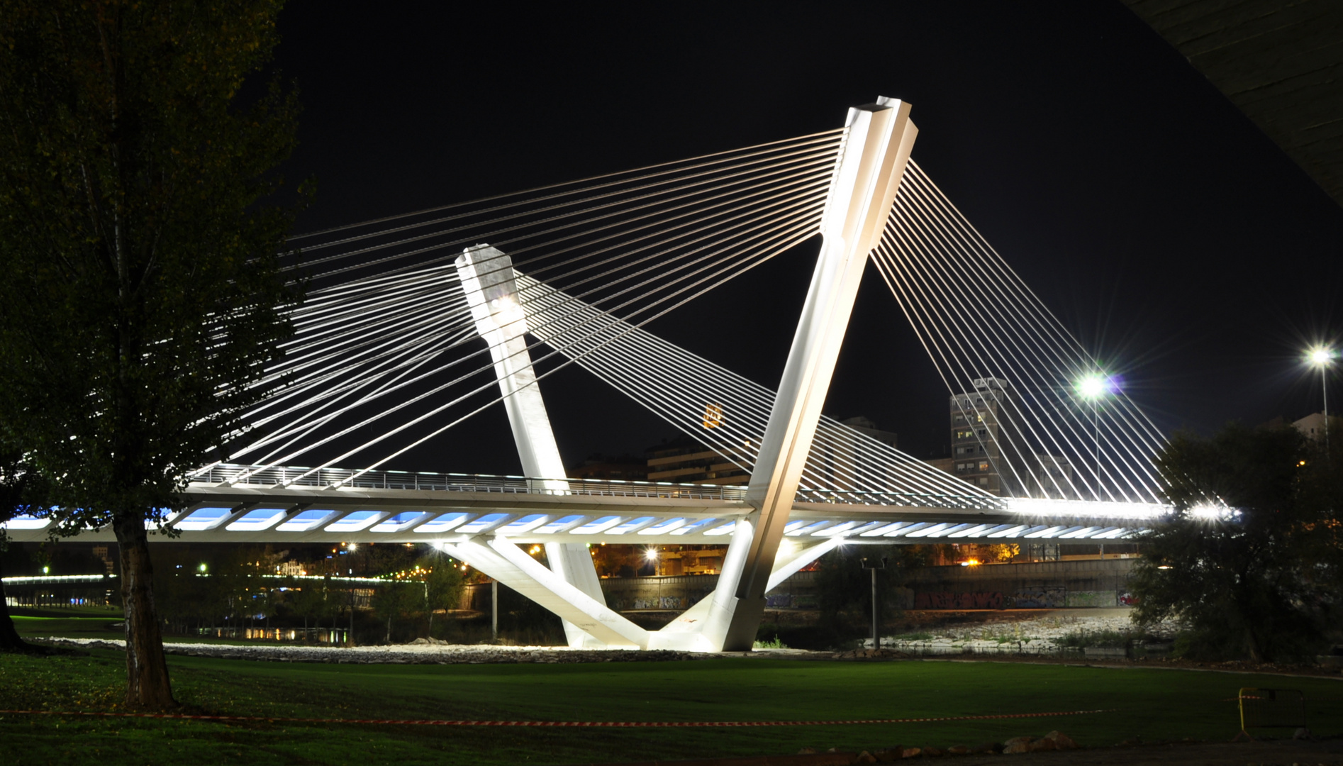 Puente nuevo Lleida