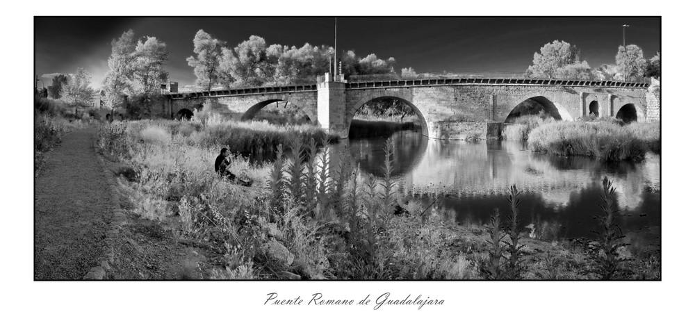 Puente romano Guadalajara