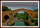 puente romanode cangas de onis