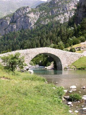 Puente San Nicolas de Bujaruelo