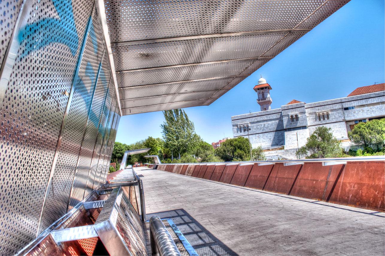puente_M30_Madrid_01