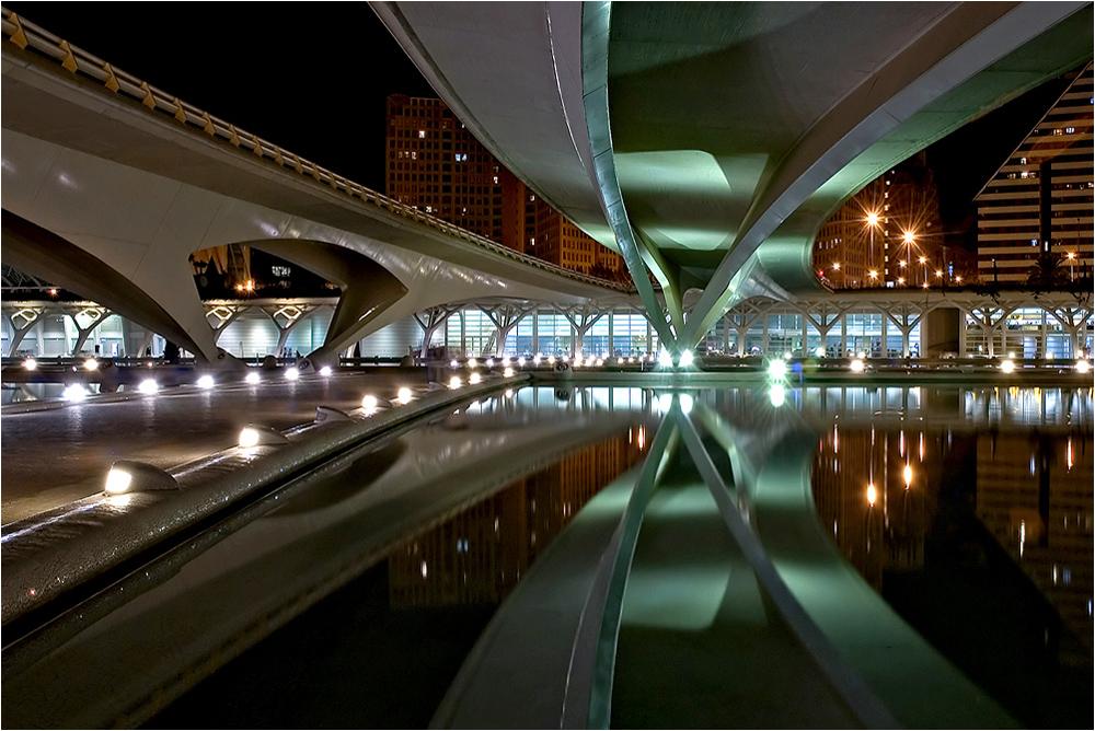 Puentes de La CAC