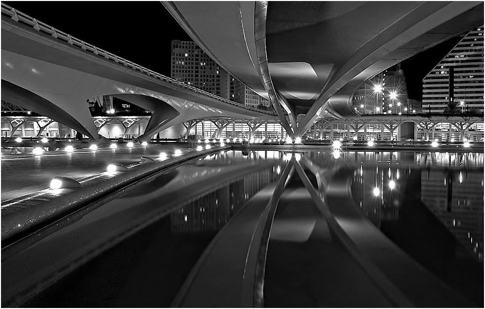 Puentes de La CAC, b&n