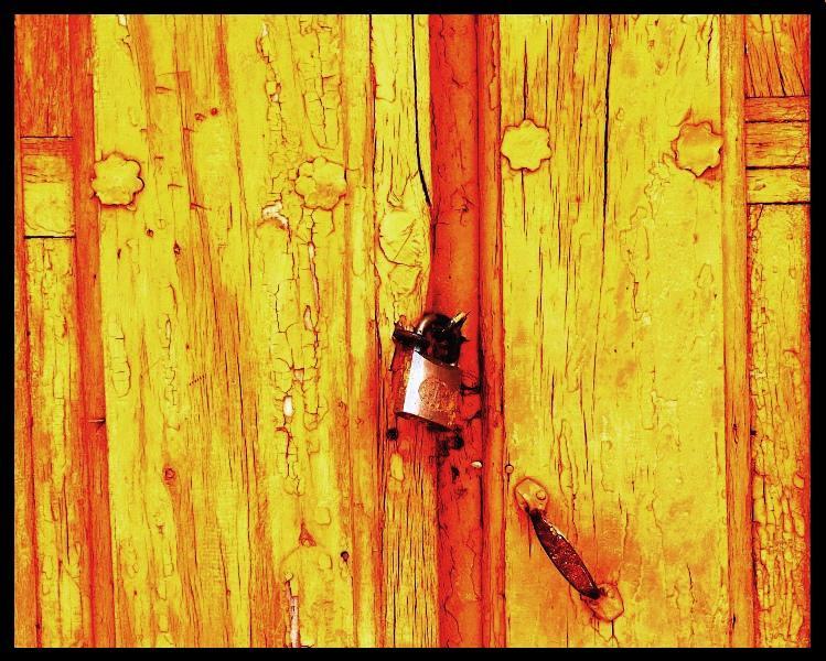 puerta --