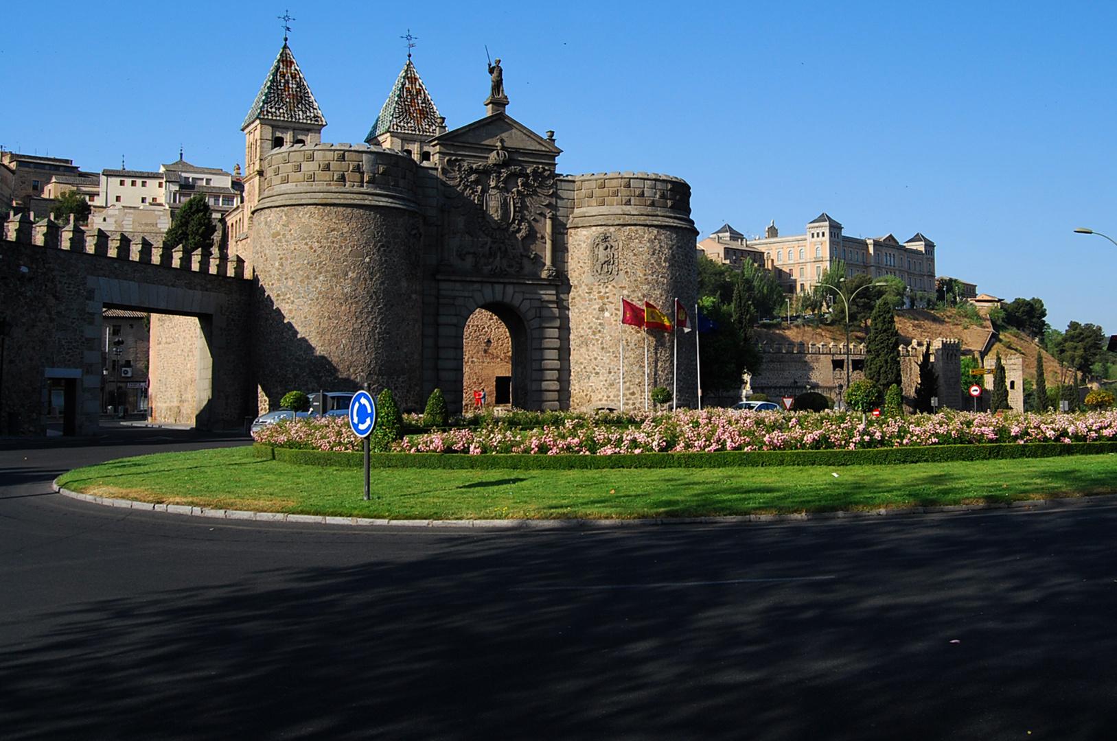 Puerta Bisagra Toledo