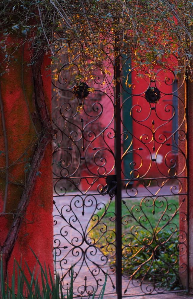 Puerta cancel III