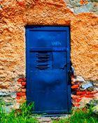 Puerta con historia que duele....