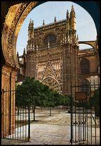Puerta de la Concepción..Catedrale de Sevilla.