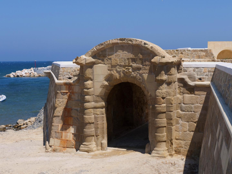 Puerta de San Miguel - Isla de Tabarca - Alicante