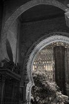 Puerta del Perdón Catedral de Sevilla (Andalucía España)