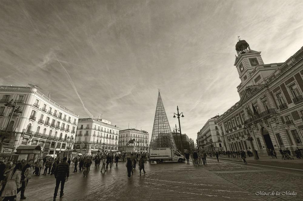 ...Puerta del Sol...
